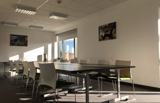 The Learning Zone - SOAR Works, 14 Knutton Road, Sheffield, South Yorkshire - 1