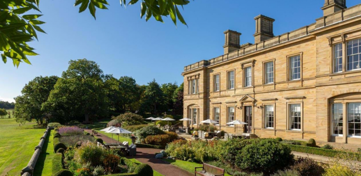 Top Summer Party Venues in Leeds | Oulton Hall | Leading Venues | The Venue Booker | Free Venue Finding Service | Venue Finding Agency