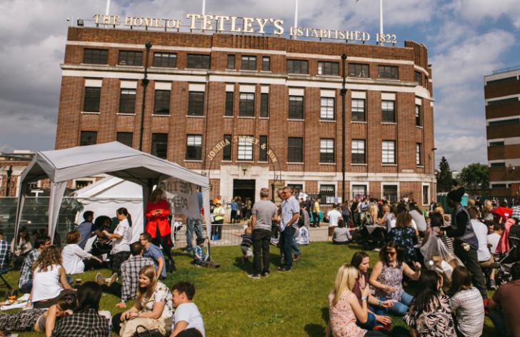 Top Summer Party Venues in Leeds | The Tetley