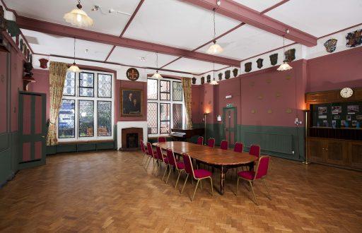 Toynbee Hall - 28 Commercial Street, London - 1