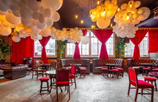 U7 Lounge in the heart of Hackney/Shoreditch - N1 5FB, London, Greater London, England, United Kingdom - 1