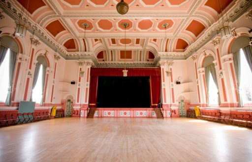 We're a wedding, celebration, meeting and conference venue, and a hub for public events and classes - Victoria Hall, Victoria Road, Saltaire, Shipley - 1
