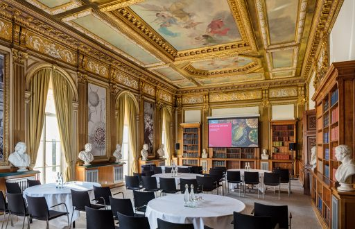 Wolfson Library – The Royal Society - 6-9 Carlton House Terrace, St. James's, London - 1