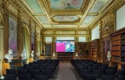 Wolfson Library – The Royal Society - 6-9 Carlton House Terrace, St. James's, London - 4