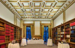 Wolfson Library – The Royal Society - 6-9 Carlton House Terrace, St. James's, London - 3