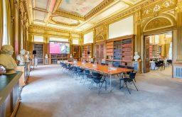Wolfson Library – The Royal Society - 6-9 Carlton House Terrace, St. James's, London - 2