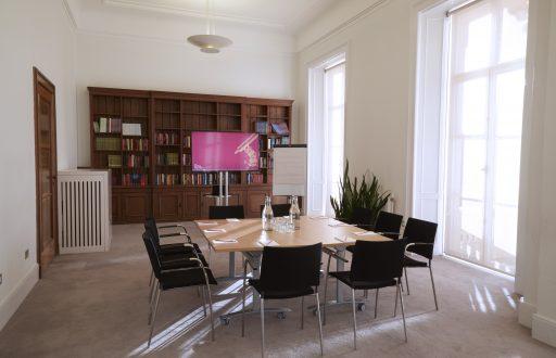 Wolfson room 3 - 6-9 Carlton House Terrace, St. James's, London - 1
