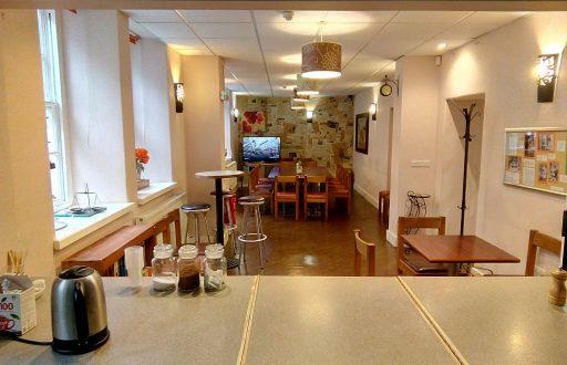 Word Tea Room - 83 Margaret Street, London - 1