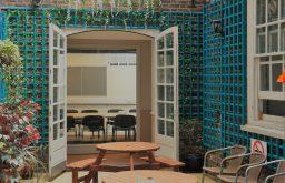 Word Tea Room - 83 Margaret Street, London - 2