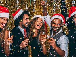 Christmas Parties | Christmas Party Venues | Venue Finding Agency | Free Venue Finding | The Venue Booker