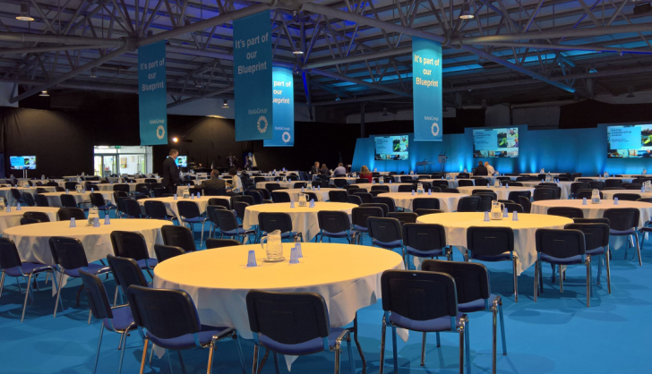 Yorkshire Event Centre, best conference and meeting venues in Harrogate, Yorkshire