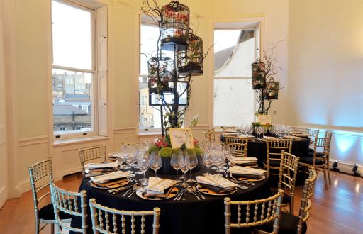 asia house dinner event