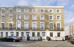 environmentally concious hotel london